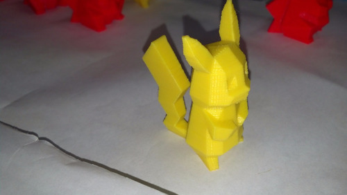 pokemon  x 4 personajes - combo nº1 - impresion 3d