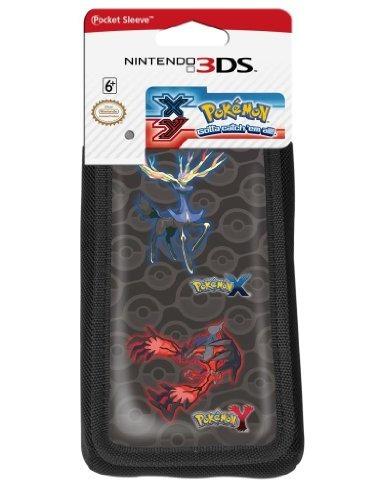 pokemon x amp; manga del bolsillo de y (3ds xl / 3ds / dsi