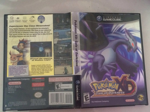 pokemon xd - gale of darkness - americano