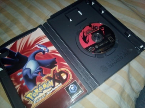 pokemon xd gamecube original