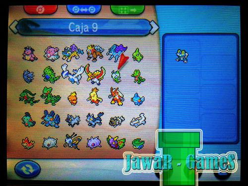 pokemon y en español + 719 pokes - nintendo 2ds & 3ds