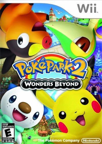 pokepark 2 wonders beyond  wii