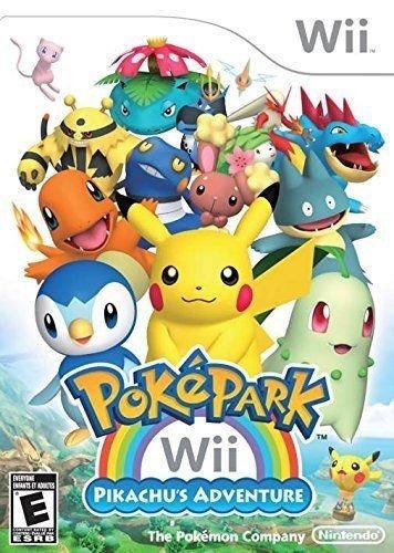 pokepark wii la aventura de pikachu
