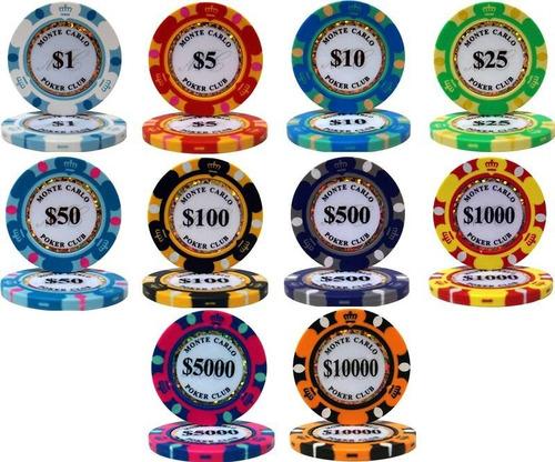 poker estuche 300 fichas casino 14 grams mod monte carlo