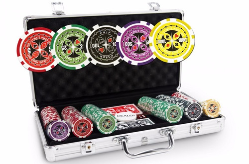 poker estuche 300 fichas casino 14 grams mod ultimate laser