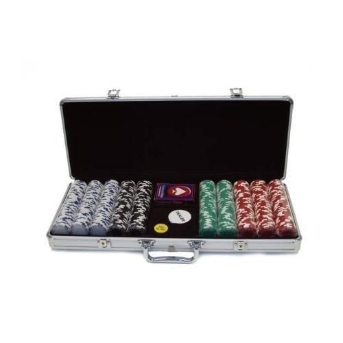 poker fichas estuche