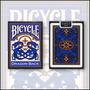 Cartas/barajas Bicycle Dragon Blue.magia Y Juego.made In Usa