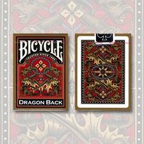 Cartas/barajas Bicycle Dragon Gold.magia Y Juego.made In Usa