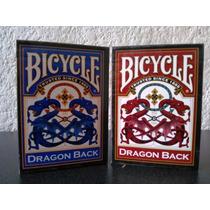 Cartas Bicycle Barajas De Poker Y Magia Banck Azul Y Roja