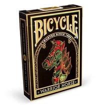 Bicycle Barajas Para Póker Y Magia Warrior Horse