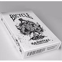 Cartas Poker Y Magia / Baraja Bicycle Karnival