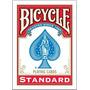 Cartas De Magia / Poker Bicycle Modelo Clasico Standard Roja