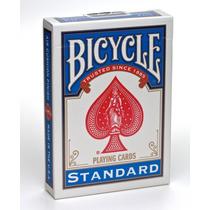 Cartas De Magia / Poker Bicycle Modelo Clasico Standard Azul