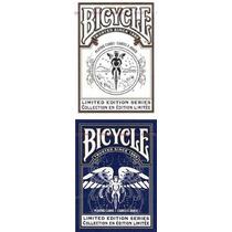 Cartas Poker Y Magia / Baraja Bicycle Edición Limitada