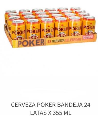 poker lata *355ml