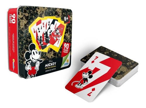 poker mickey 90 años