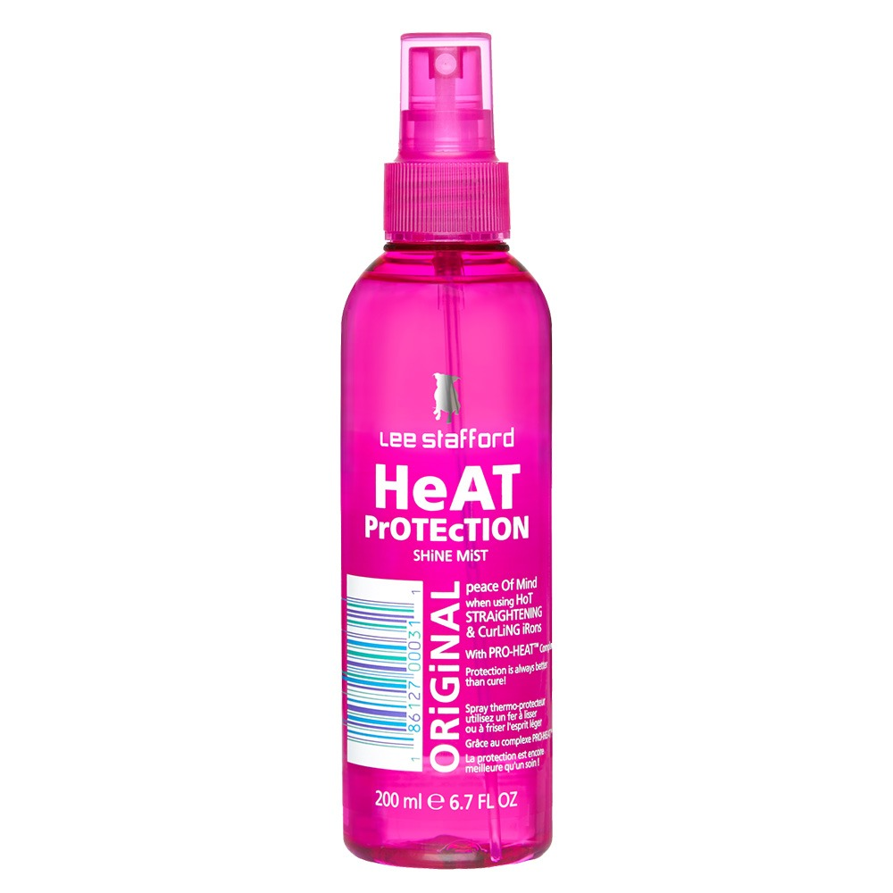 8f4cedbd0f Poker Straight Heat Protection Shine Mist Lee Stafford 200ml - R  53 ...