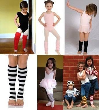 a038a24123 Polaina Infantil Ballet Dance Fantasia Polaina - R  26