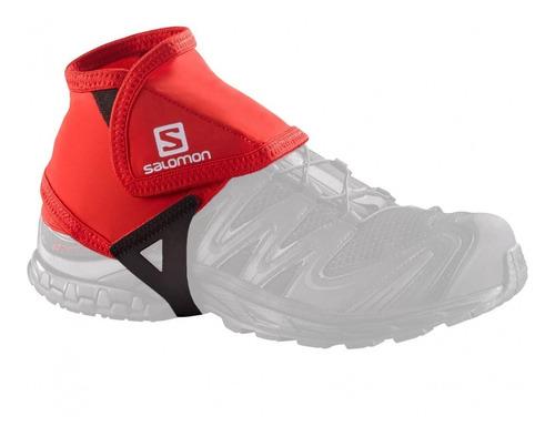comparativa zapatillas salomon trail gaiters