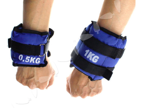 polainas mach 1,5 kg para pierna y brazos