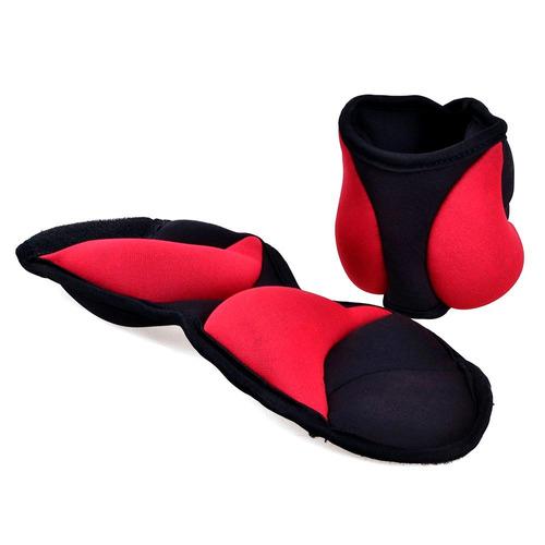polainas para muñecas y tobillos de 4lb body fit bf-an3340-4