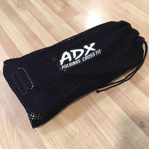 polainas reforzadas adx gym crossfit 2 kg ¡envío gratis!