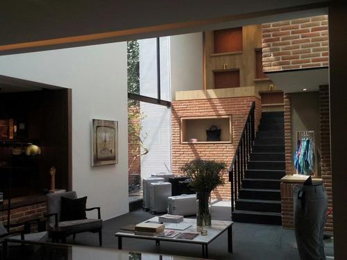 polanco, local de dos niveles 550 m2, nuevo, el polanquito