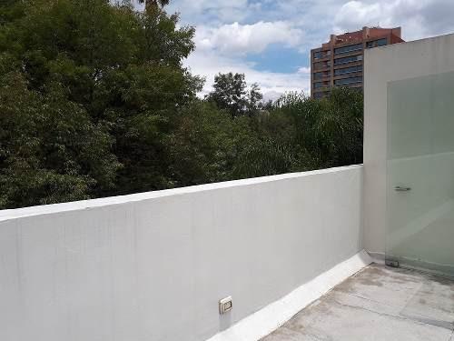 polanco, lope de vega en renta, frente al parque uruguay