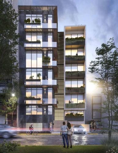polanco, lujoso pent house con balcón 12m2