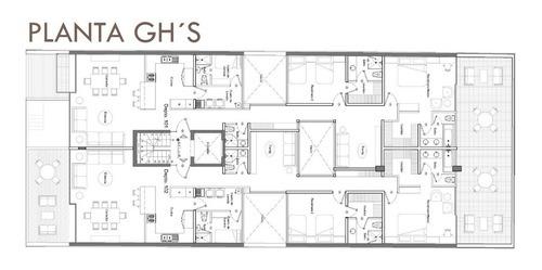 polanco, preventa departamentos de lujo con terraza. pent house