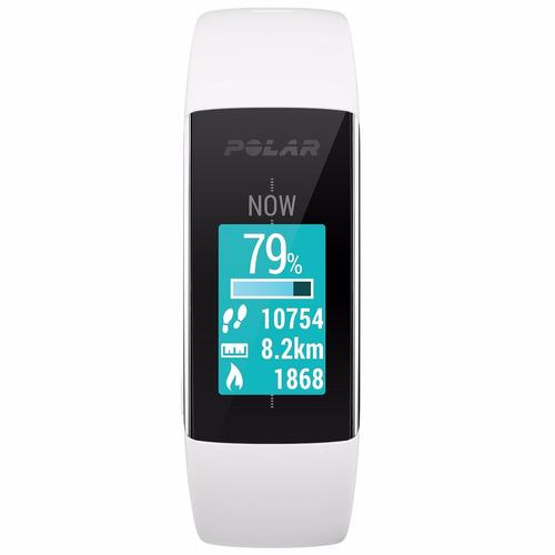 polar a360 fitness tracker con monitor cardiaco chica blanca