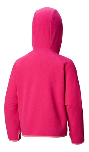 polar fast trek hoodie multicolor columbia