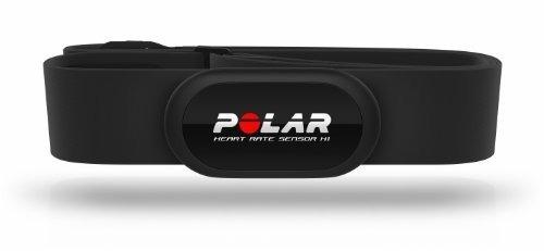 polar ft7 monitor del ritmo cardíaco, negro / plata