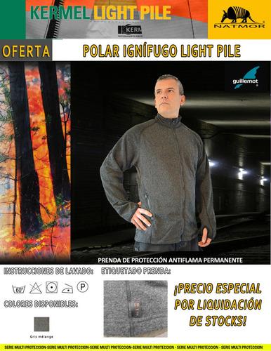 polar ignífugo light pile   guillemot®