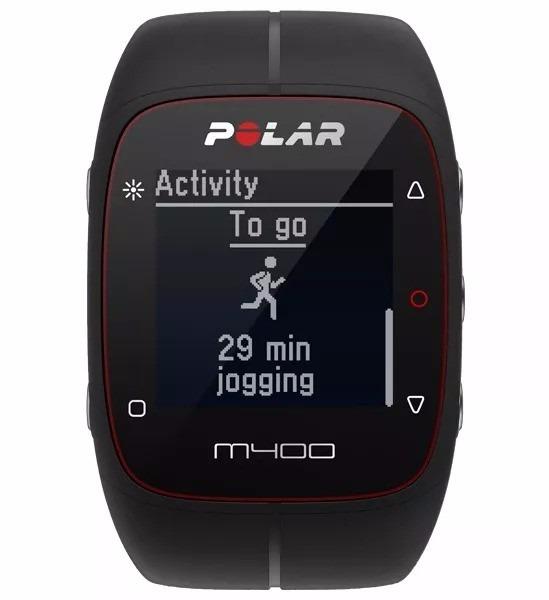 f8bdf1de15b1 Polar M400 Pulsometro Gps Entrenamiento Cardio Bluetooth -   4.200 ...