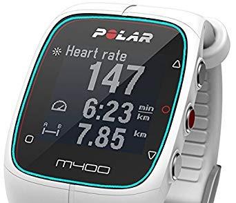 polar m400protector de visualización