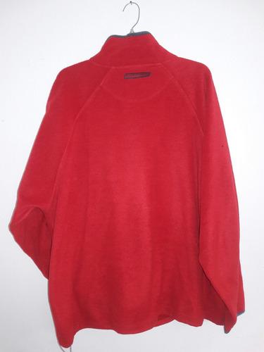 polar marca reebok color rojo talla 3 xl