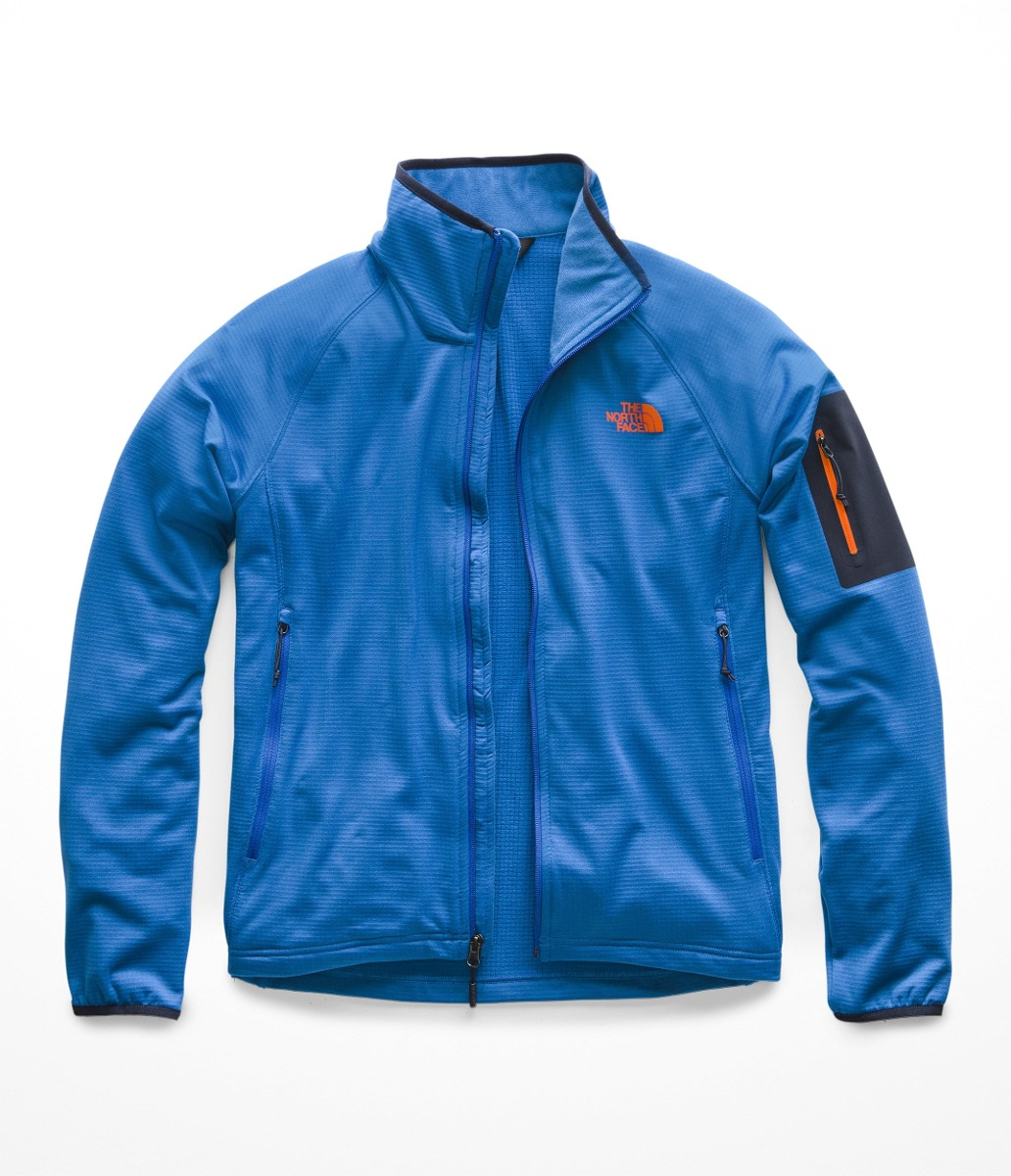 e0899fc5fd643 Polar Men s Borod Full Zip 2ve17kr Tnf -   285.000 en Mercado Libre