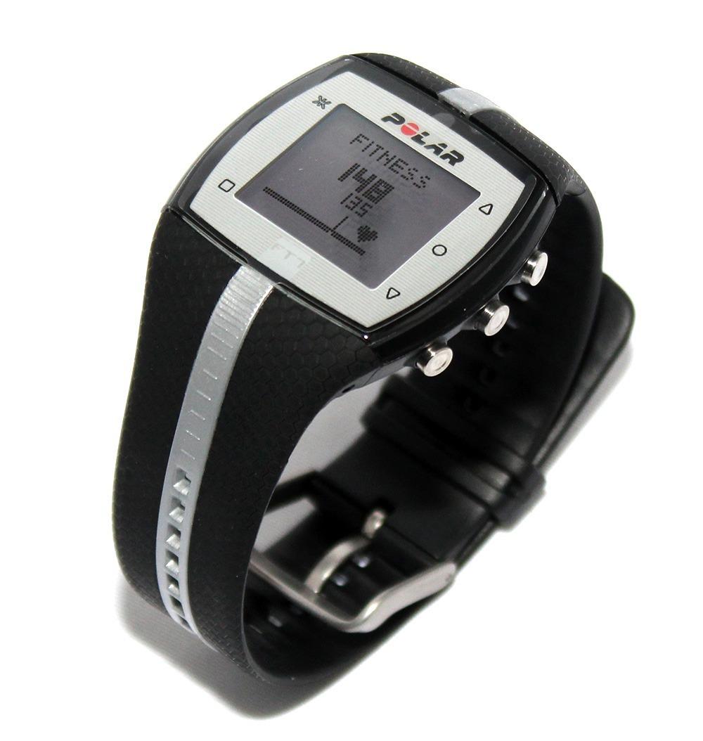 5875b2eff6d polar relógio monitor cardíaco ft7 preto novo 90054888. Carregando zoom.