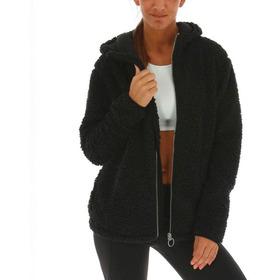 Polar Sherpa Jacket Negro Body & Soul