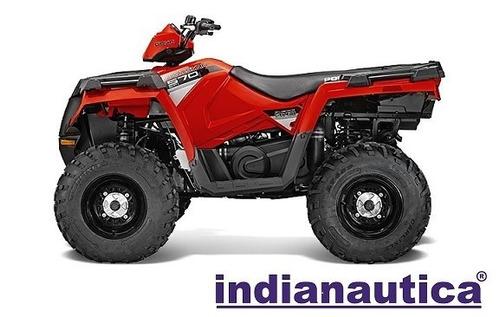 polaris 570 con 44 hp mas hp que honda trx 420 y foreman 680