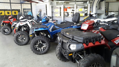 polaris 570 touring eps con direccion asistida electronica
