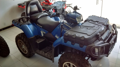 polaris 850 sportsman - can am - yamaha - honda c/ carreta