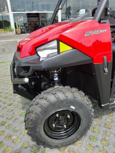 polaris ranger 570cc 2020 nuevo 30% inv. y hasta 48 meses