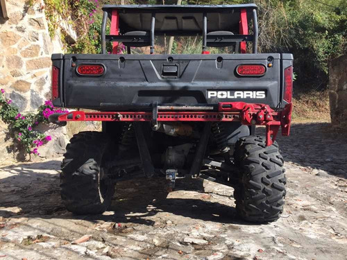 polaris ranger 700 4x4 2009 color negro