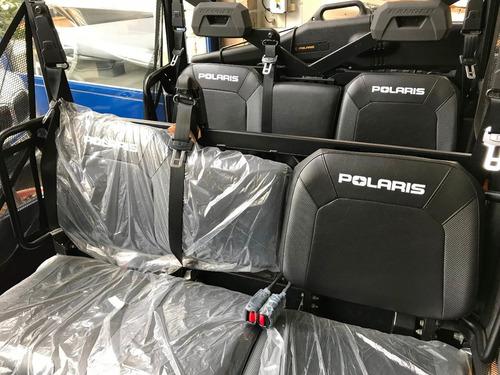 polaris ranger crew xp 1000 eps utv offroad - 6 pasajeros