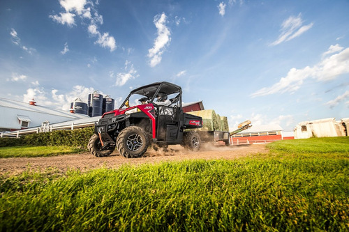 polaris ranger xp 1000 eps - 2018 - 0 km