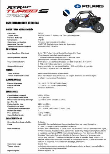 polaris rzr 1000 disponible 2019