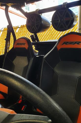 polaris rzr 1000 eps anaranjado -2016