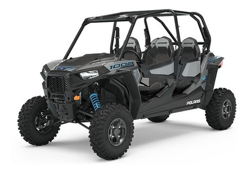 polaris rzr 1000 s 4 asientos no canam maverick x3